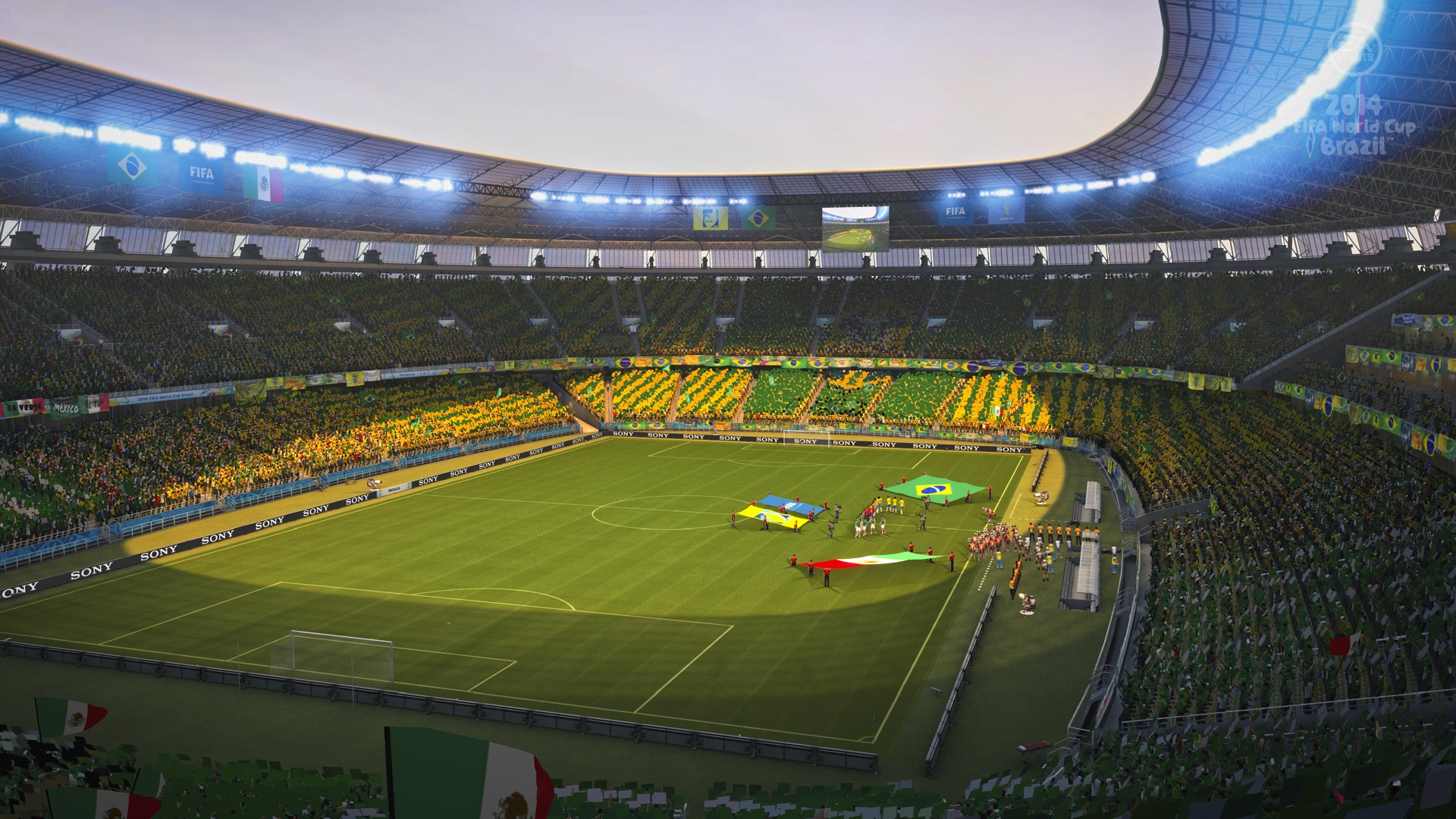 stadium  - things to do in Brazil