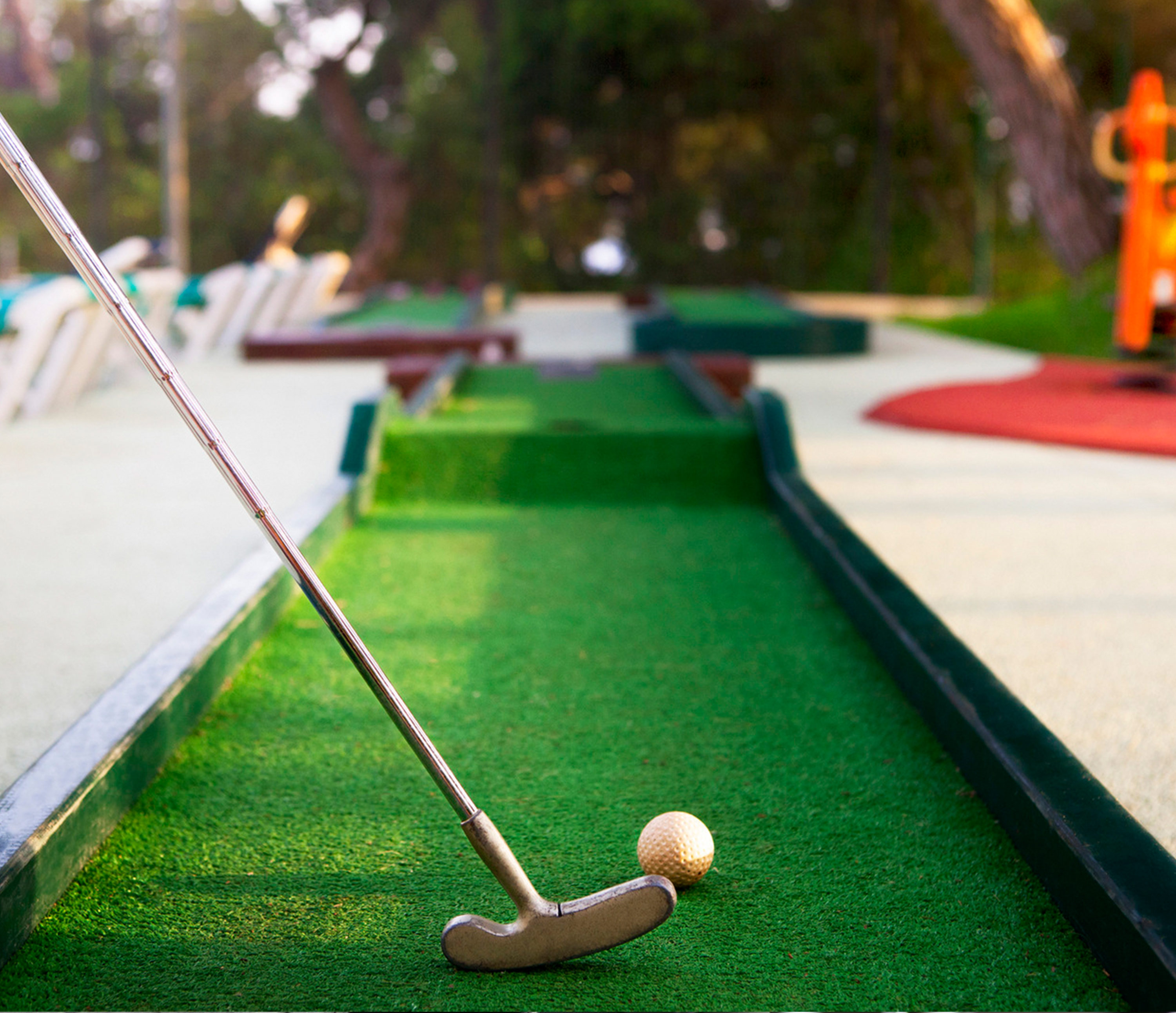 mini golf - things to do in Lahore