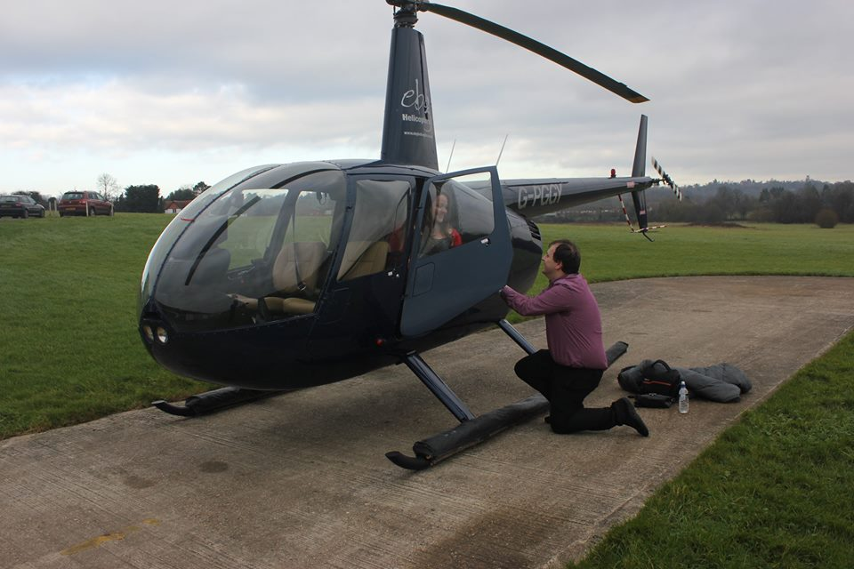 proposal flight things to do in London