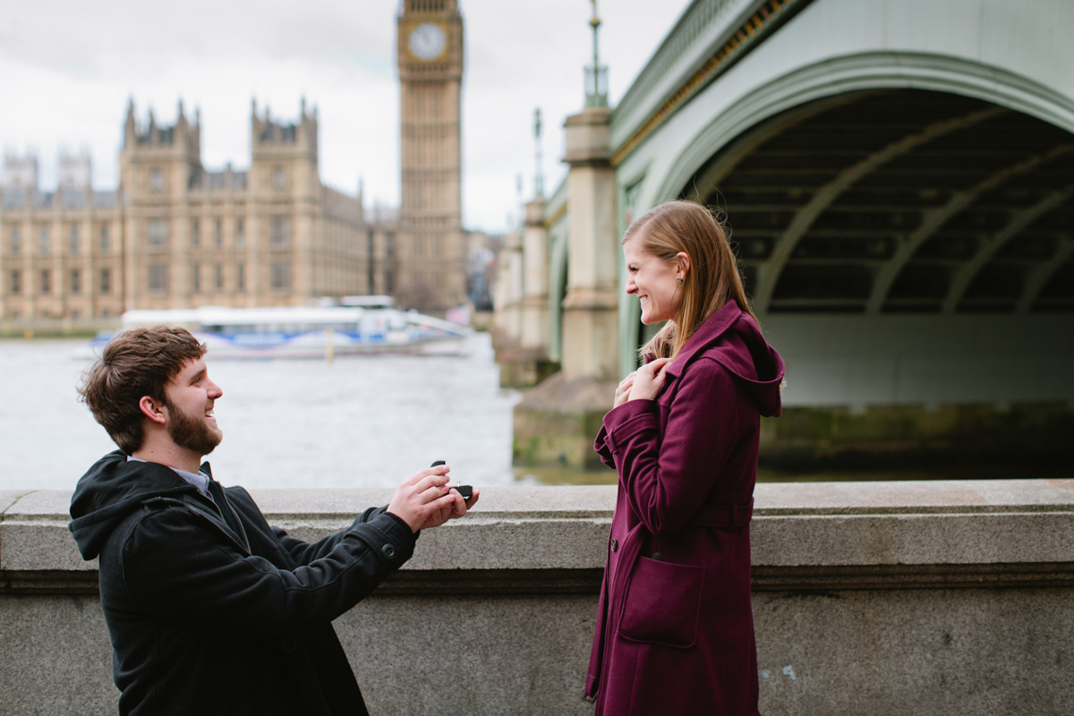 proposal - things to do in London