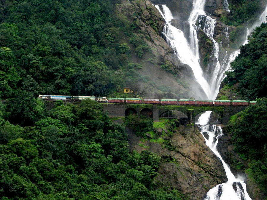 rail - things to do in India