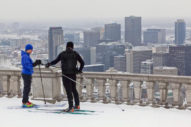 ski montreal - Montreal Quebec Canada