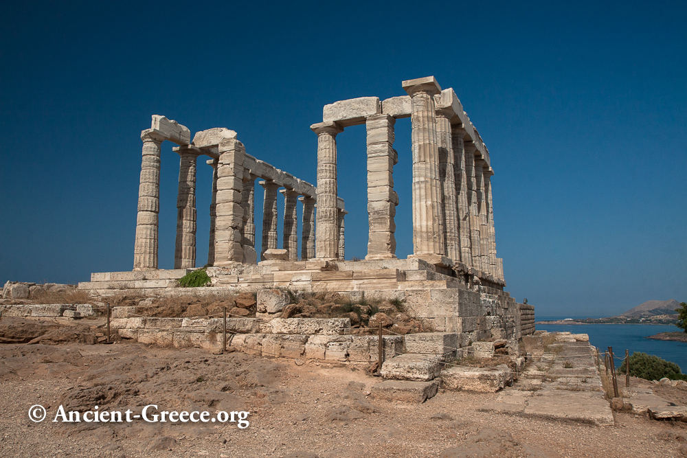 Temple of Poseidon in Sounion, Things to do in Athens