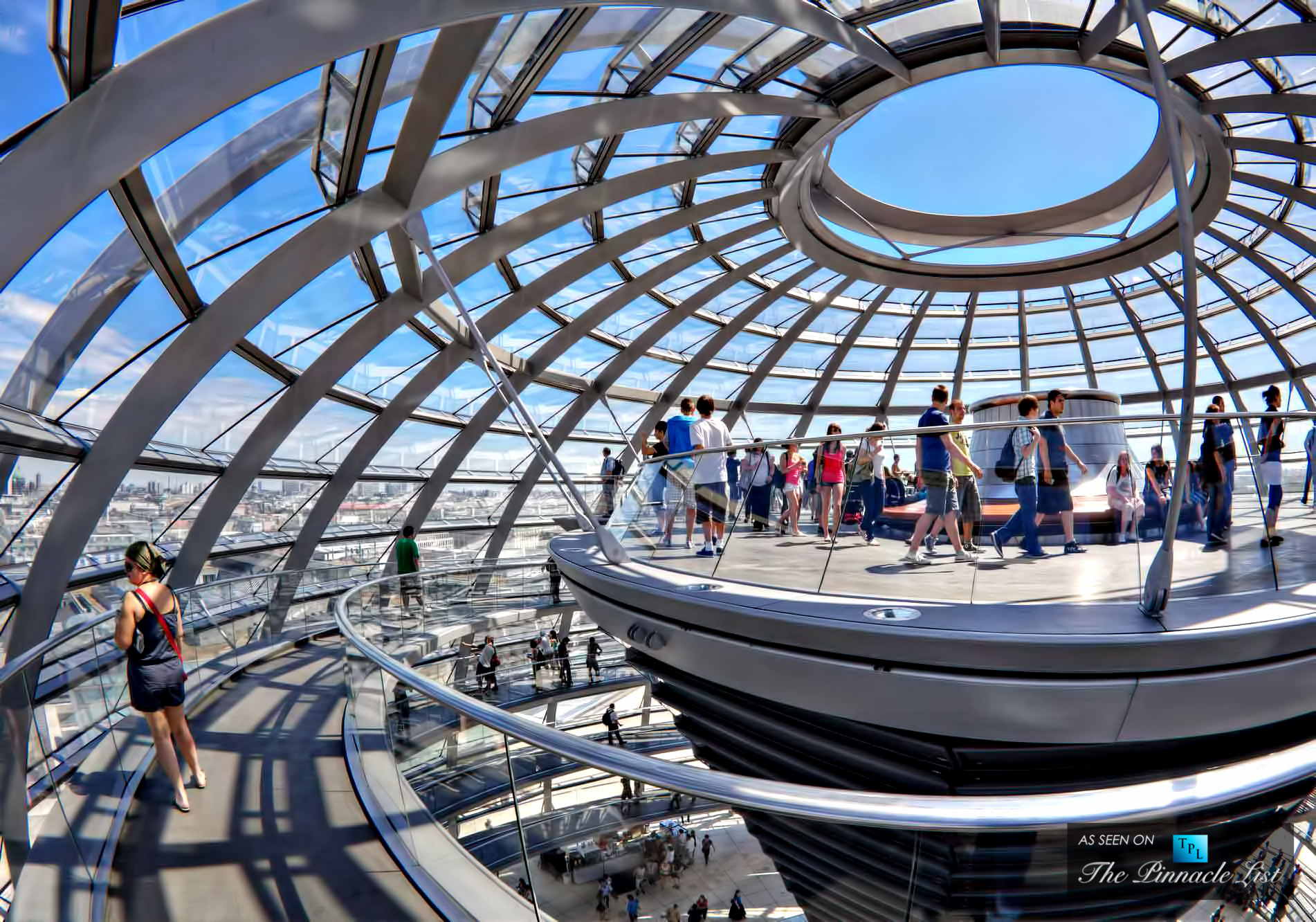 Reichstag-Dome,Things to do in Berlin