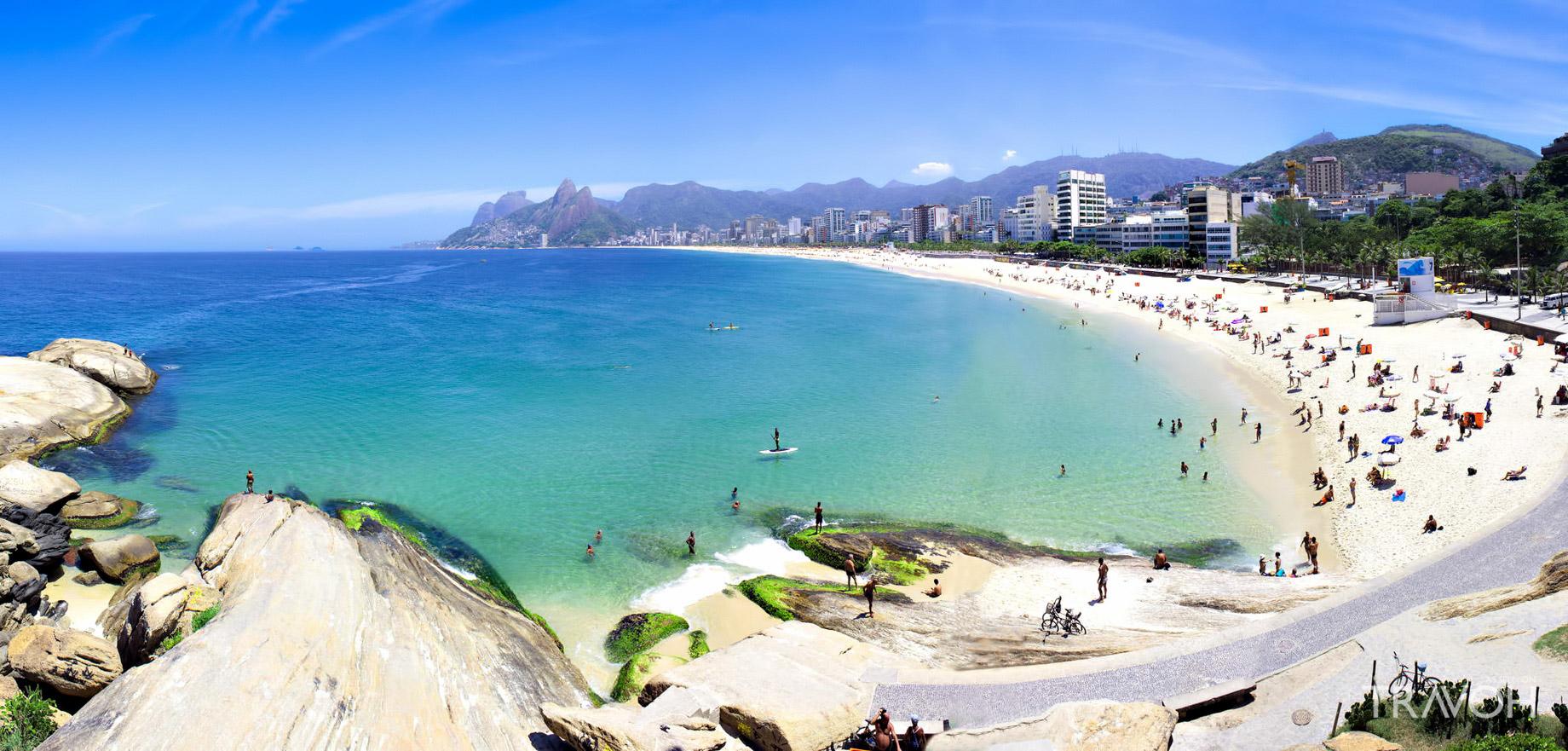 Arpoador-Beach, Things to do in Rio De Janeiro