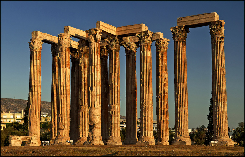 The Temple of Olympian Zeus, Things to do in Athens