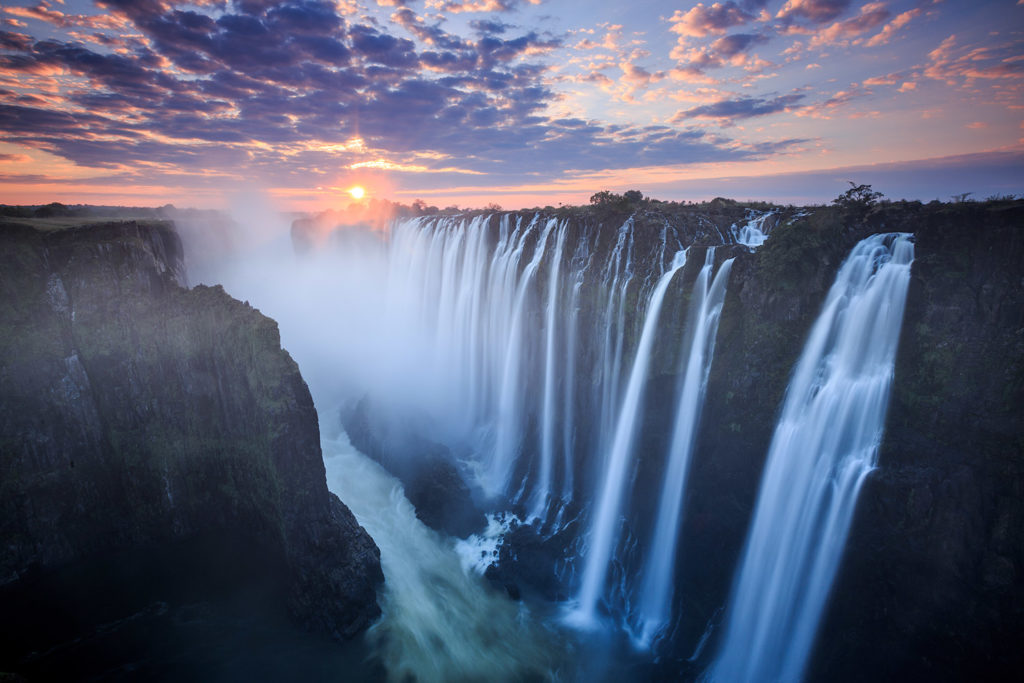 # 1 of 10 in best waterfalls in the world – Victoria Falls (Zimbabwe & Zambia) - Best Waterfalls in the World