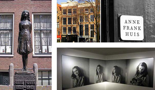 #1 of 15 Places to See in Amsterdam - Anne Frank House - Places to See in Amsterdam