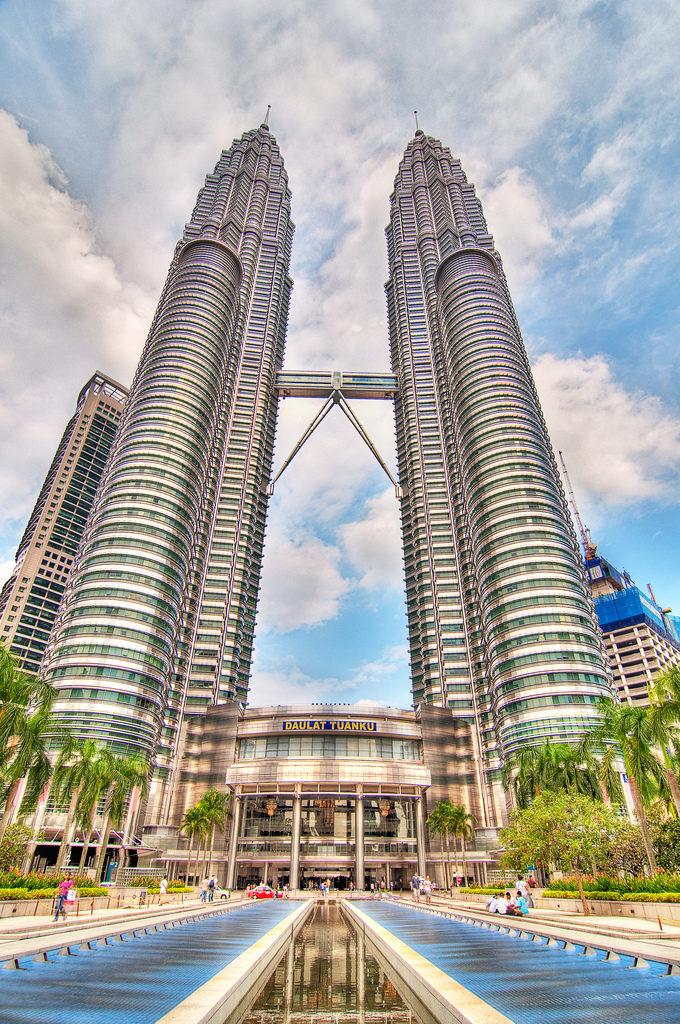 #1 of 15 Things to Do in Kuala Lumpur, Malaysia – Visit the Petronas Twin Towers - Things to Do in Kuala Lumpur