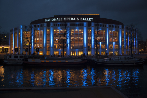 #11 of 15 Places to See in Amsterdam - Dutch National Opera and Ballet - Places to See in Amsterdam