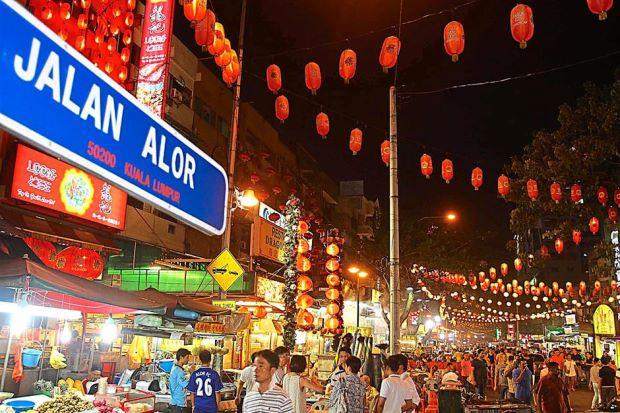 #11 of 15 Things to Do in Kuala Lumpur, Malaysia – Drop by the Jalan Alor - Things to Do in Kuala Lumpur