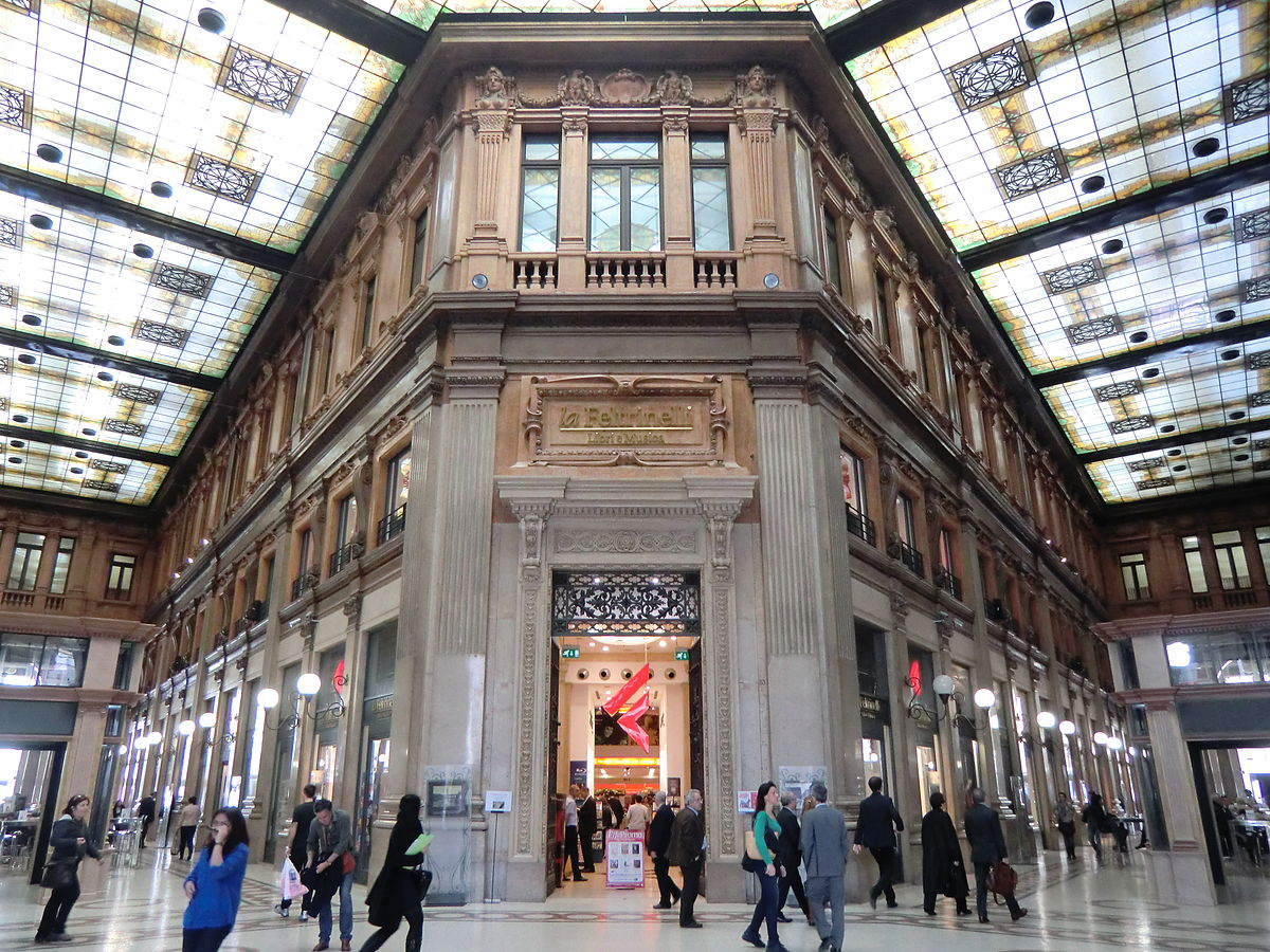 Galleria Alberto Sordi, Things to do in Rome