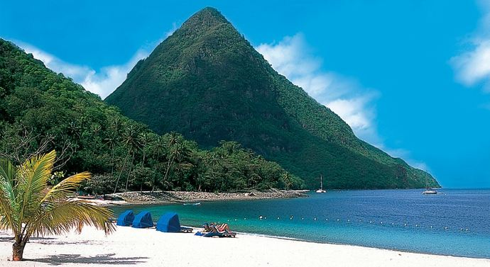 #13 of 15 Most Beautiful Islands in the World – St. Lucia - Most Beautiful Islands