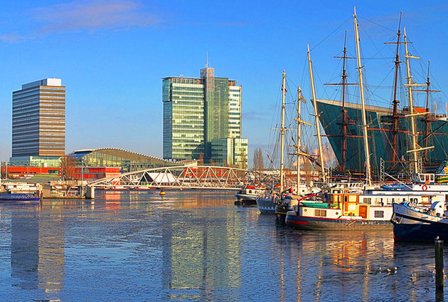 #13 of 15 Places to See in Amsterdam - The Port of Amsterdam - Places to See in Amsterdam