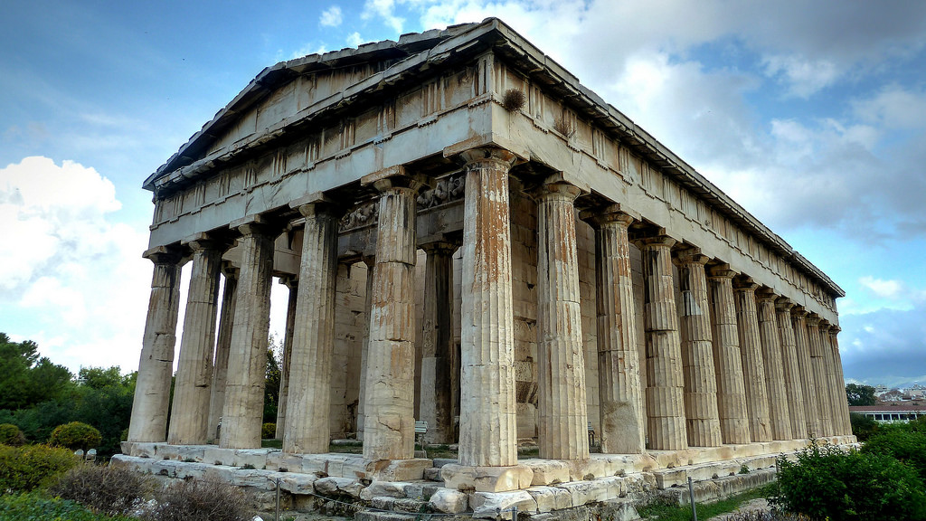 Temple of Hephaestus,Things to do in Athens