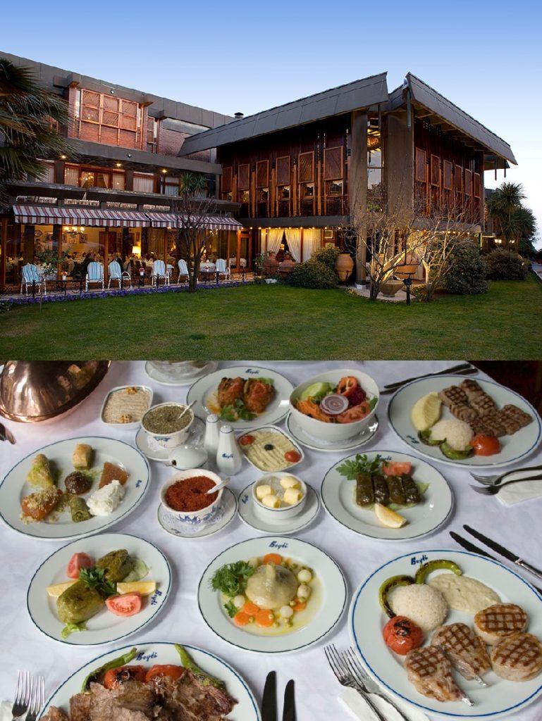 15 Best Restaurants in Istanbul - Beyti