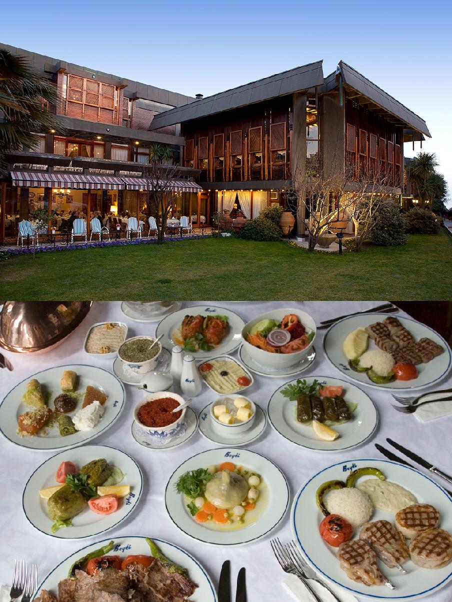 15 Best Restaurants In Istanbul Beyti