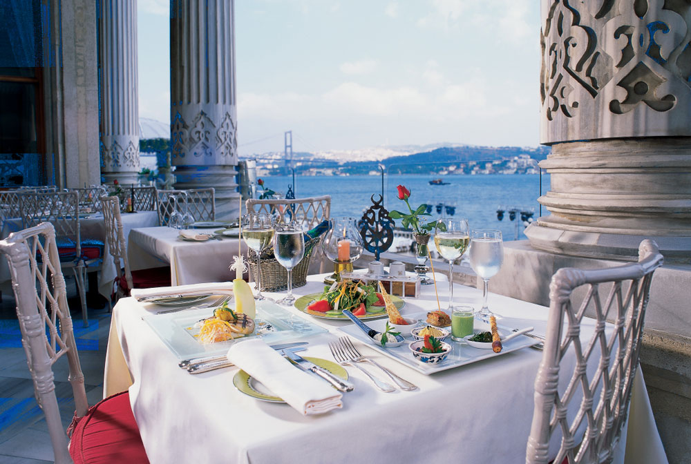 15 Best Restaurants in Istanbul - Tugra