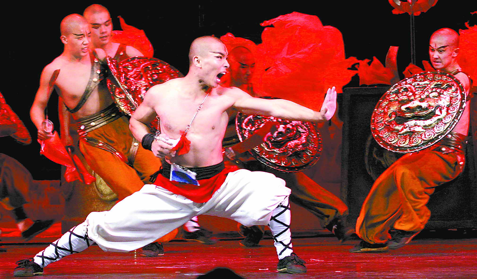 Kung Fu moves at Beijing , Things to do in Beijing