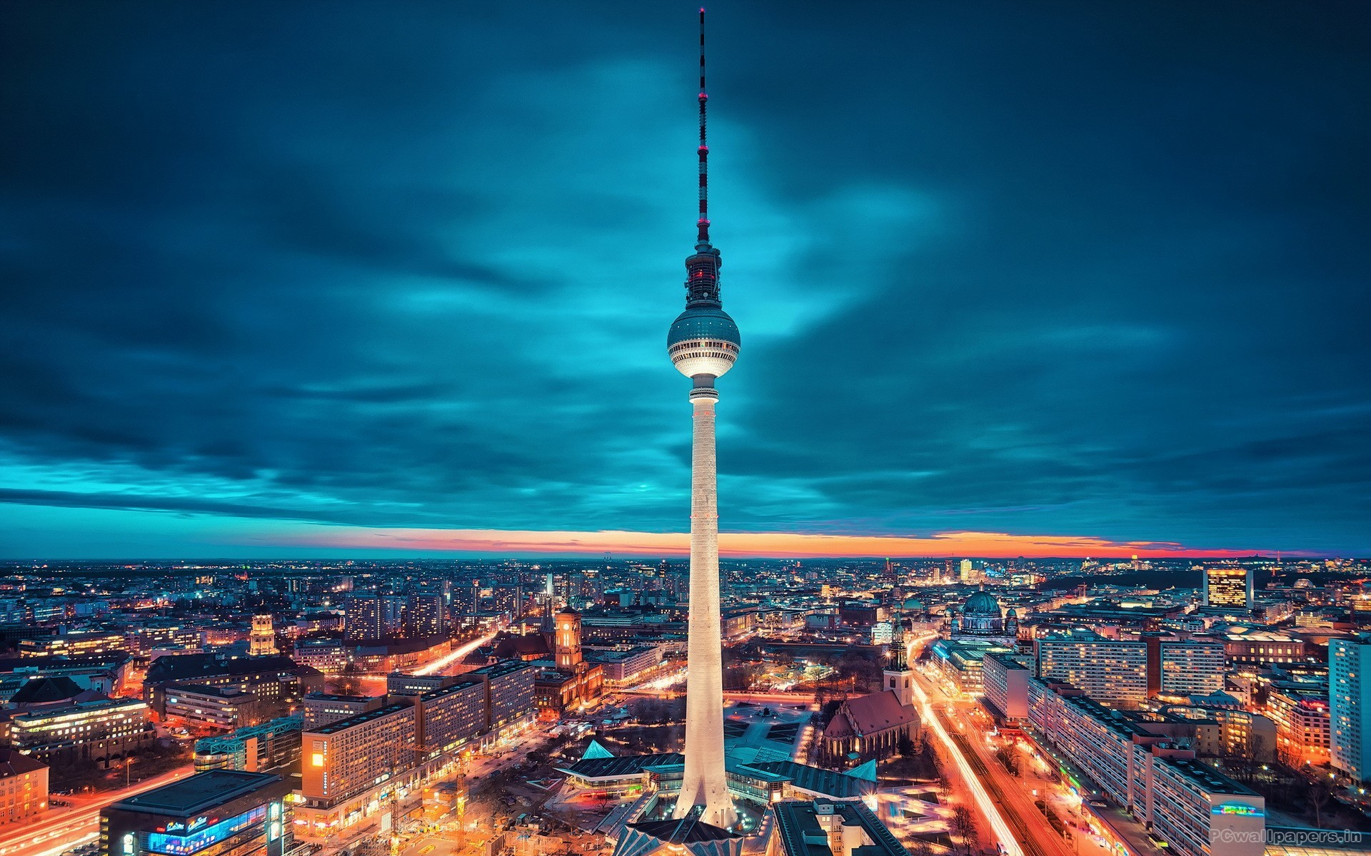 Berlin Television Tower (Fernsehturm), Things to do in Berlin