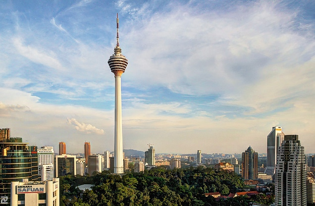 #2 of 15 Things to Do in Kuala Lumpur, Malaysia – Visit the Menara KL Tower - Things to Do in Kuala Lumpur