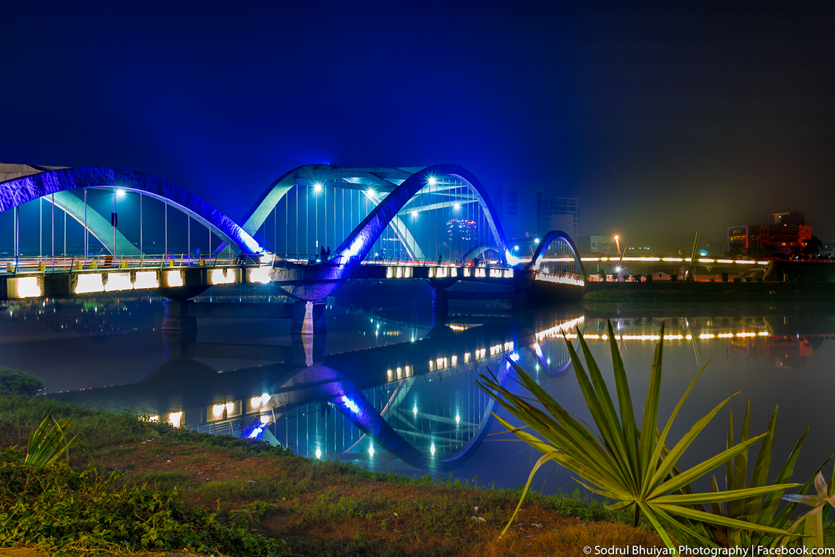 Hatirjheel - Points of Interest in Dhaka