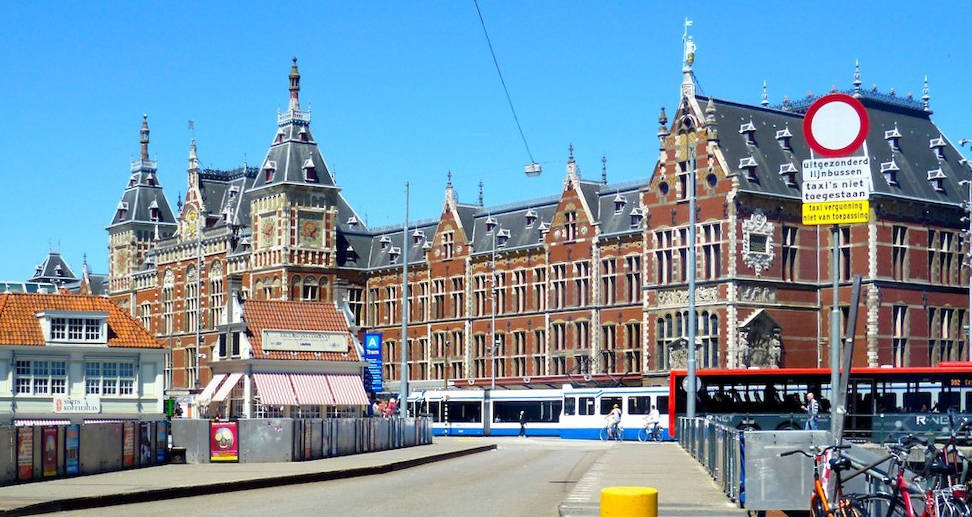 Central Station, Amsterdam, Things to do in Amsterdam