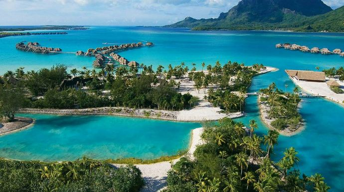 #3 of 15 Most Beautiful Islands in the World – Bora Bora, French Polynesia - Most Beautiful Islands