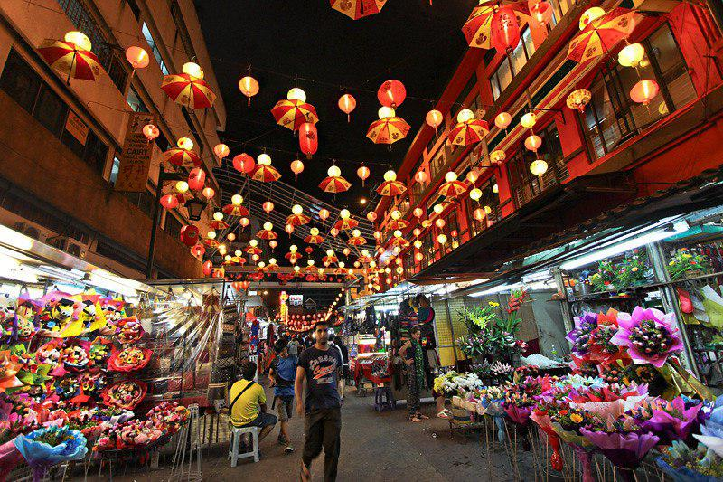#3 of 15 Things to Do in Kuala Lumpur, Malaysia – Drop by the Chinatown - Things to Do in Kuala Lumpur