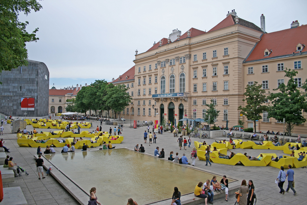 MuseumsQuartier,Things to do in Vienna