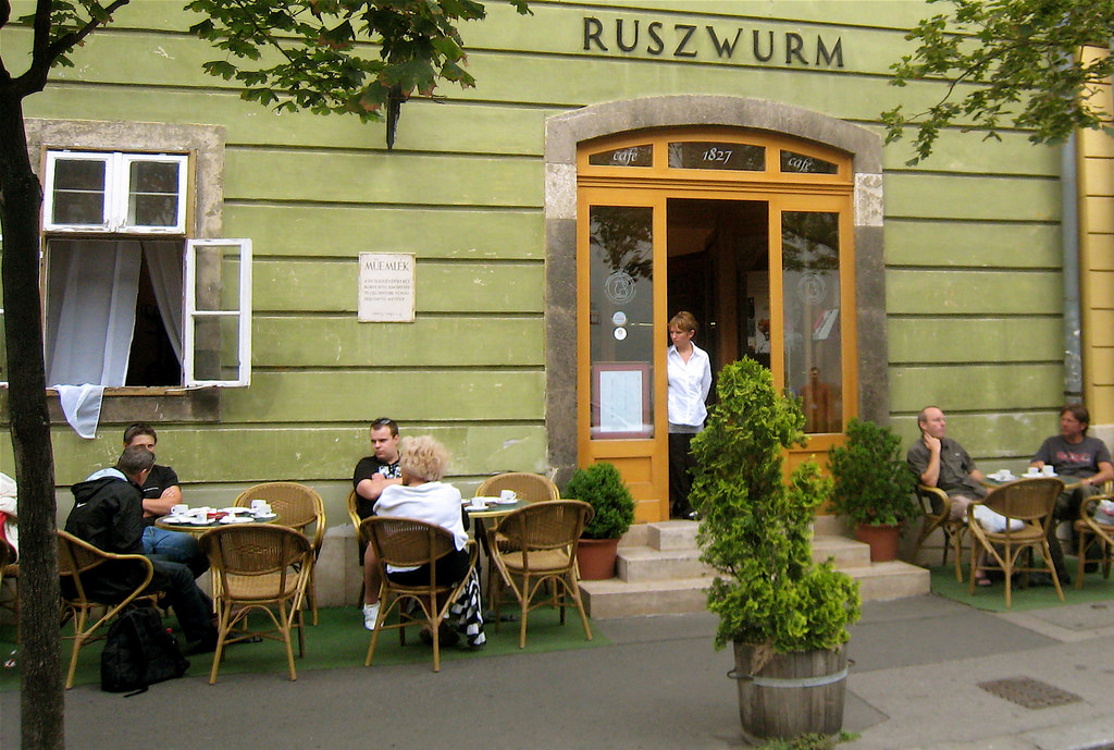 Cafe Ruszwurm, Things to do in Budapest