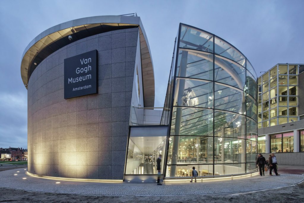 #4 of 15 Places to See in Amsterdam - Van Gogh Museum - Places to See in Amsterdam