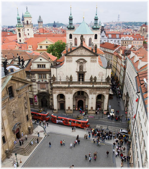 #4 of 16 Things to do in Prague – Visit the Clementium and the National Library - Things to do in Prague