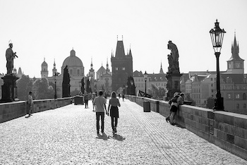 #5 of 16 Things to do in Prague – Take a walk down the Charles bridge - Things to do in Prague