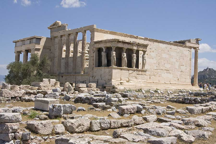 Erechtheion, Things to do in Athens