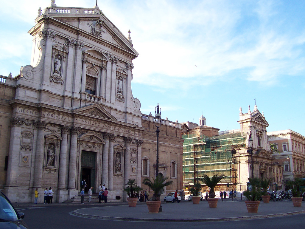 Santa Maria della vittoria, Things to do in Rome