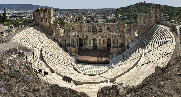 THE ODEON OF HERODES ATTICUS, Things to do in Athens