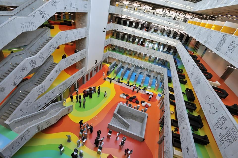 #7 of 16 Things to do in Prague – See the National Library of Technology - Things to do in Prague
