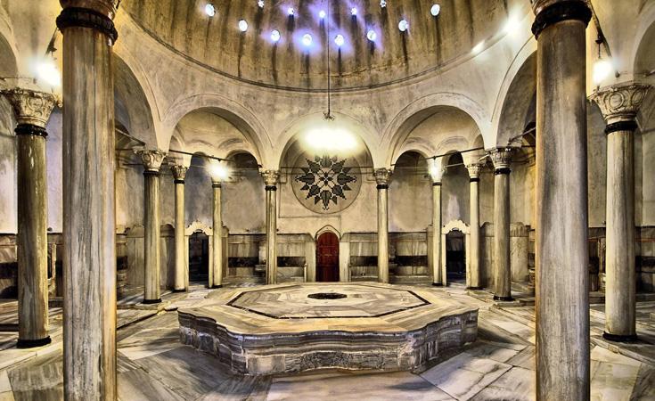hamam, Istanbul Visiting Places