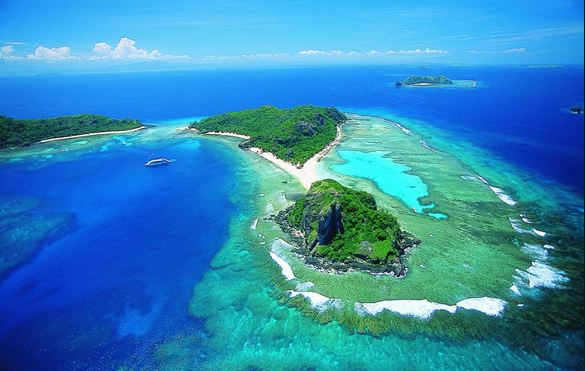 #8 of 15 Most Beautiful Islands in the World – Fiji - Most Beautiful Islands