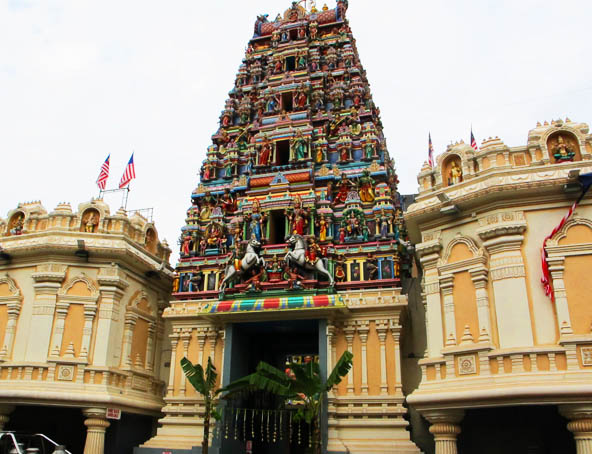 #8 of 15 Things to Do in Kuala Lumpur, Malaysia – Indulge with history at Sri Mahamariamman Temple - Things to Do in Kuala Lumpur