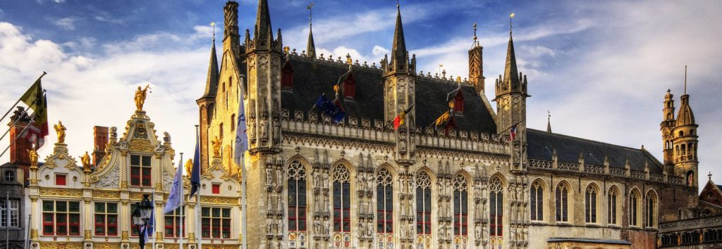 #8 of 15 Things to do in Bruges, Belgium – Drop by the Town Hall (Stadhuis van Brugge) - Things to do in Bruges