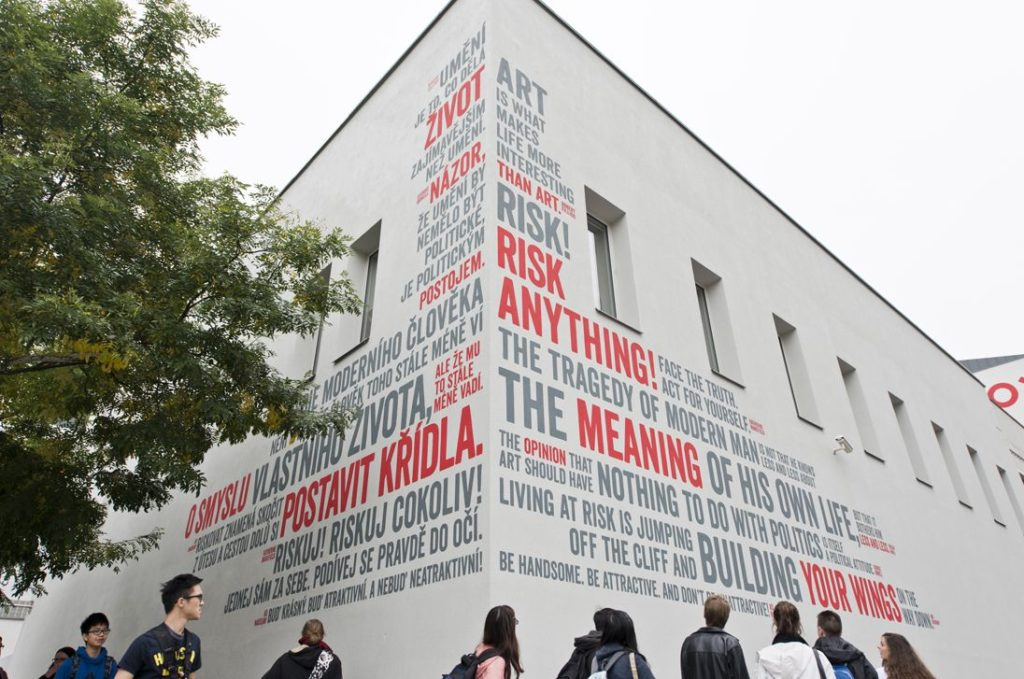 #8 of 16 Things to do in Prague – Visit the DOX Center for Contemporary Arts - Things to do in Prague