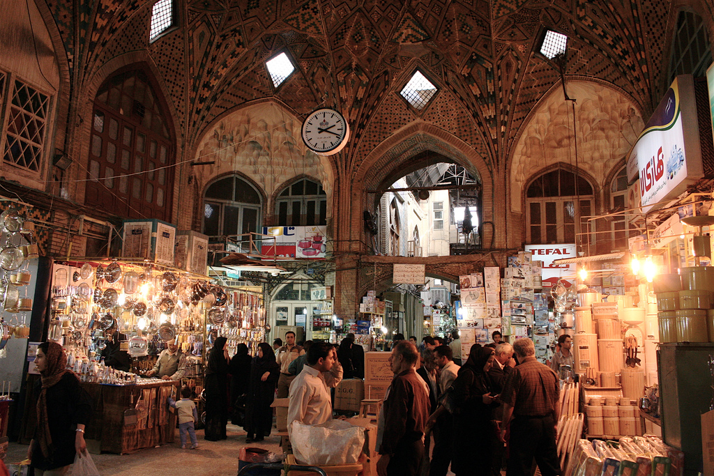 grand bazar of Tehran, Things to do in Tehran
