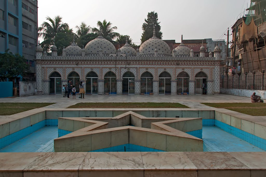 Star Mosque- Points of Interest in Dhaka