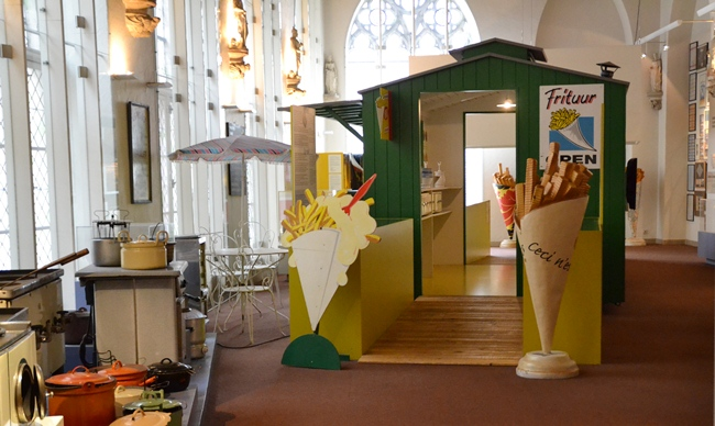 #9 of 15 Things to do in Bruges, Belgium – Learn the history of French fries at the Frietmuseum - Things to do in Bruges