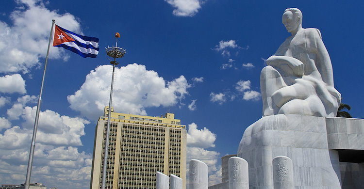 Plaza de la Revolucion, Things to see in Cuba