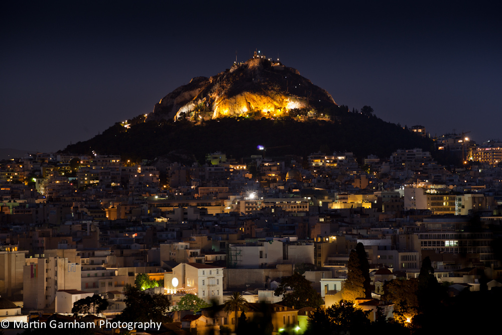 Mount Lycabettus, Things to do in Athens