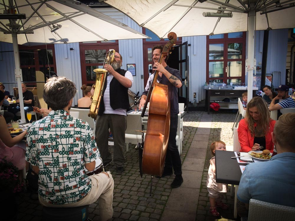 jazz music, Things to do in Stockholm