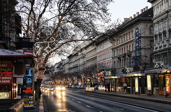 Andrassy-Avenue, Things to do in Budapest